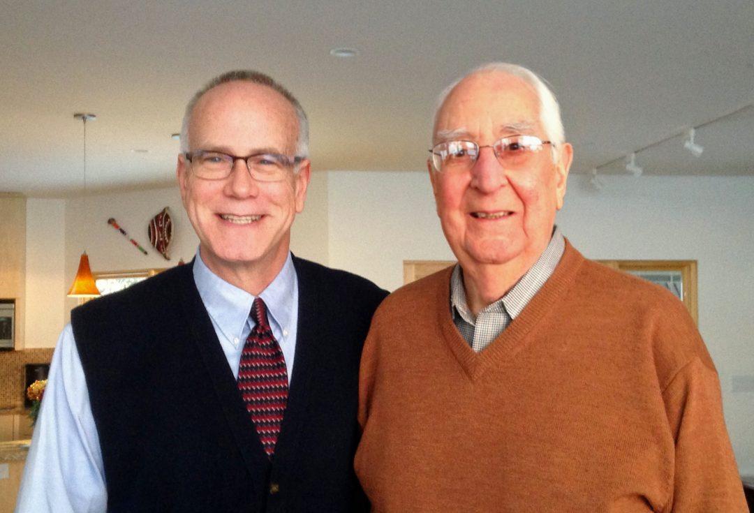Mark D. Roberts and Max De Pree