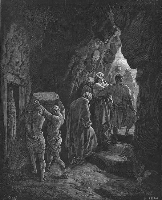 Burial of Sarah