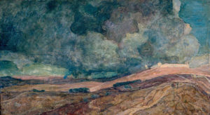 Destruction of Sodom and Gomorrah by Henry Ossawa Tanner, 1929-30, High Museum of Art