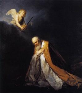 King David in Prayer by Pieter de Grebber
