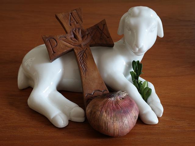 Jesus is the Lamb
