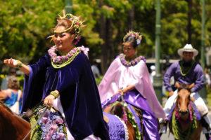 King Kamehameha Parade, 2012