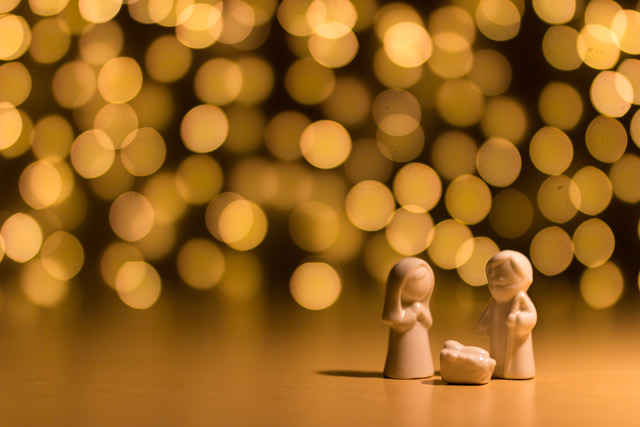 Devotions for Christmas, Part 1: Offer Your Body to God