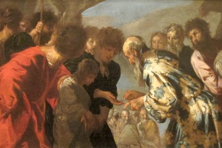 Becoming Lead Servants: Going First