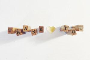 Expressing Gratitude at Work