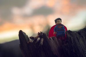 Jesus… Not Quite a Superhero