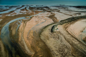 An Estuary Where Streams of Work Meet: An Interview with Jeff Reed