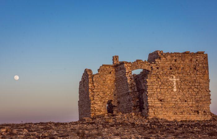 La Mancha. The Land of Don Quijote and Dulcinea. Photo credit: Bebe.