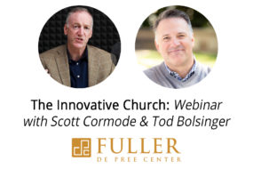 Webinar: The Innovative Church