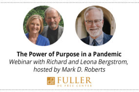 Webinar: The Power of Purpose in a Pandemic