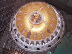 Ascension of Jesus, Saint Salva Cathedral Belgrade