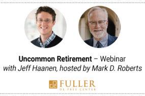 Webinar: Uncommon Retirement
