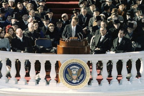 A Third Third Perspective on the American Inauguration