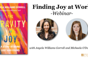 Webinar: Finding Joy at Work