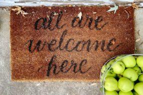 Jesus's Welcome