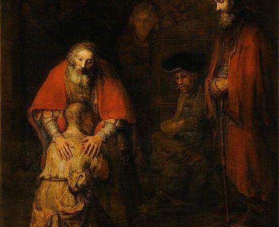 Good Samaritan by George Frederick Watts (WikiArt)