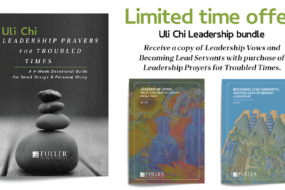 (For a Limited Time!) Leadership Prayers for Troubled Times Bundle