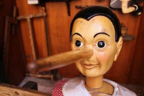 Confronting Your Inner Pinocchio
