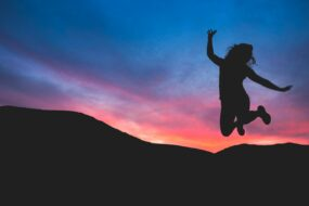 God Feels Joy Over You