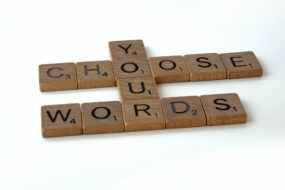 Using the Power of Words for Good